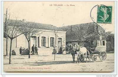 LE TELAGH - La Poste
