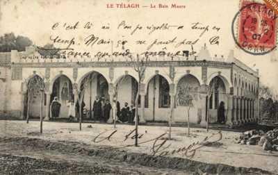 LE TELAGH - Le Bain Maure