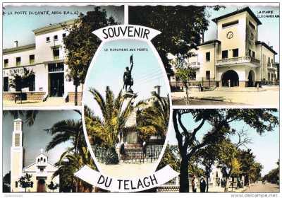 LE TELAGH - Souvenirs