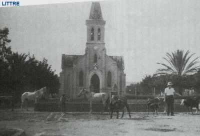 LITTRE - L'Eglise