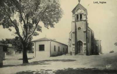 LODI - l'Eglise