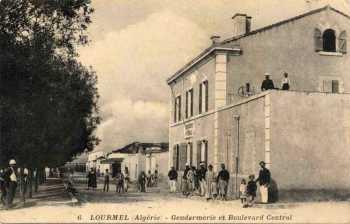 LOURMEL - La Gendarmerie