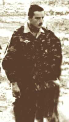 Lieutenant TROUILLAS  Patron du CPA 40 au moment  du PUTSCH