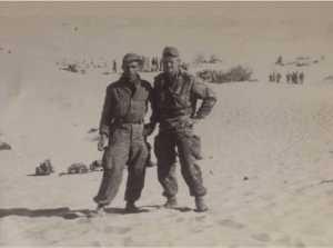 Commandos au Sahara