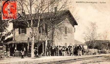 Magenta - La Gare