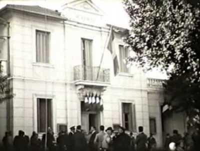 MAHELMA - La Mairie en 1952