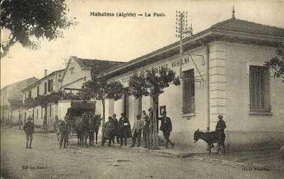 MAHELMA - La Poste