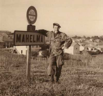 MAHELMA  Soldat Jean-Marie GEVAERT