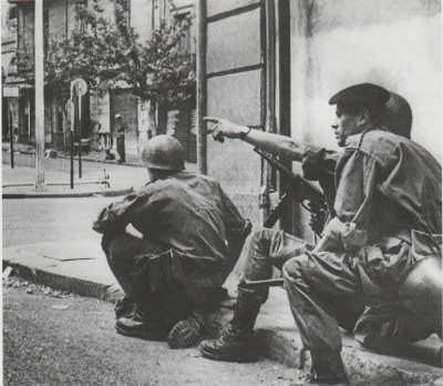 ALGER - Quartier de BELCOURT - 15 Mai 1962