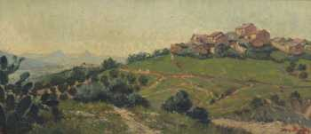 MAILLOT VILLAGE (Peinture)