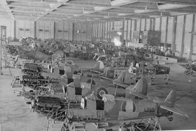 MAISON-BLANCHE en 1943