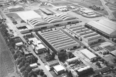 MAISON-BLANCHE en 1959
