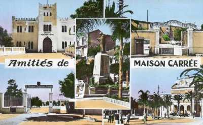 MAISON-CARREE