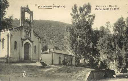 MARCEAU - Eglise