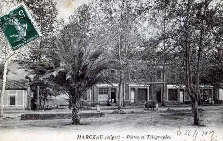 MARCEAU - La poste