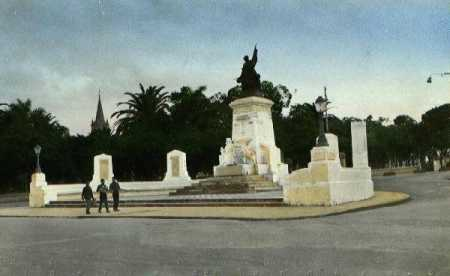 MARENGO - Le Monument aux Morts