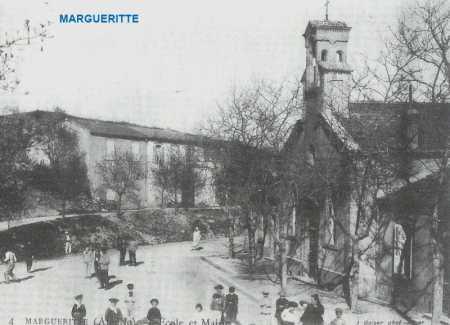MARGUERITE - L'Eglise