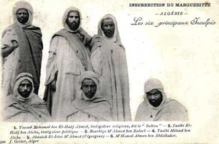 MARGUERITE      L'insurrection d'Avril 1901