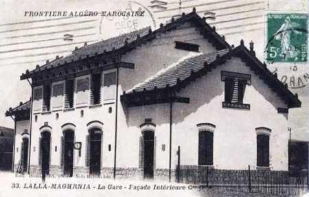 MARNIA - La Gare