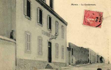 MARNIA - La Gendarmerie