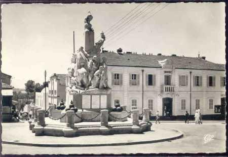 MARNIA Le Monuments aux morts