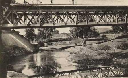 MARNIA - Le Pont de la Gare