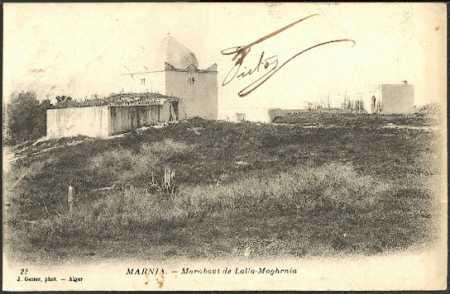 MARNIA Le Marabout de la Marghnia