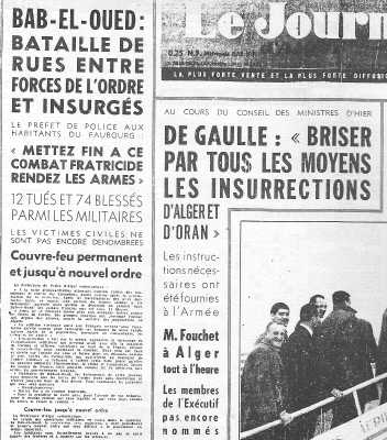 23 Mars 1962 ---- la bataille de BAB-EL-OUED