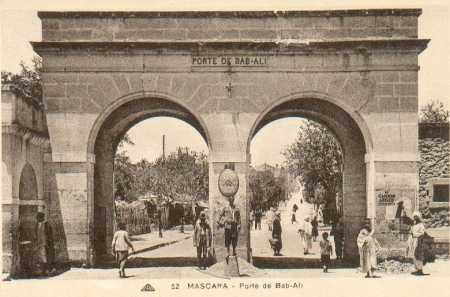 MASCARA - La Porte BAB-ALI