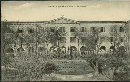 MASCARA - L'Hopital Militaire