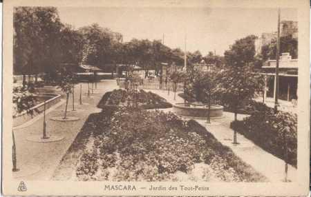MASCARA - Jardin des Tous-Petits