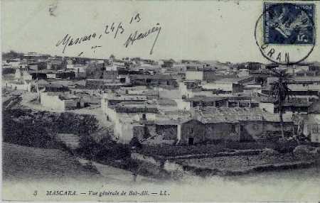 MASCARA - le Quartier de Bab-Ali