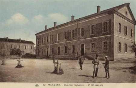 MASCARA - le Quartier Sylvestre