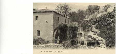 MASCARA - les Moulins