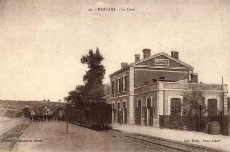 MASCARA - La Gare