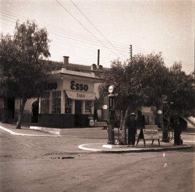 MASCARA - la station Esso