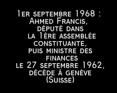 1er Septembre 1968