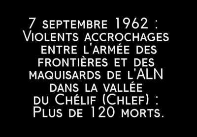 7 Septembre 1962