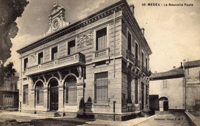 MEDEA - La Poste