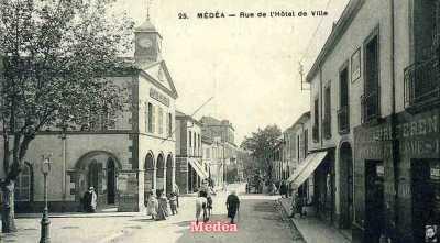 MEDEA - Rue de l'Hotel de Ville