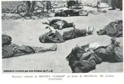 Le massaacre de MECHTA KASBAH
