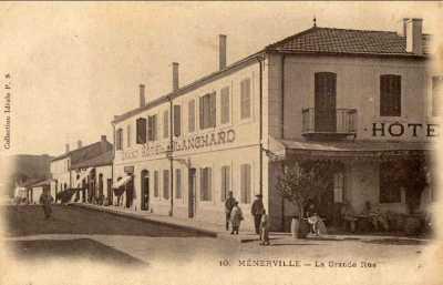 MENERVILLE L'Hotel BLANCHARD