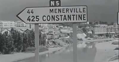 MENERVILLE - CONSTANTINE