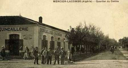 MERCIER-LACOMBE Centre Ville