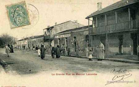 MERCIER-LACOMBE - La Grande Rue
