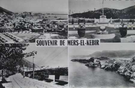 MERS-EL-KEBIR - Carte postale