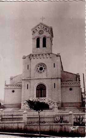 MERS-EL-KEBIR - Eglise SAINT ANDRE