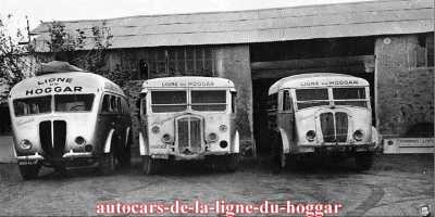 Les Autocars du Hoggar