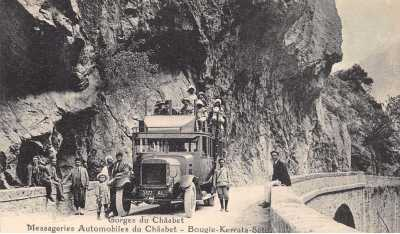 Messageries du Chaabet - Bougie - Kerrata - Setif