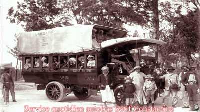 Service quotidien d Autobus SETIF - CONSTANTINE